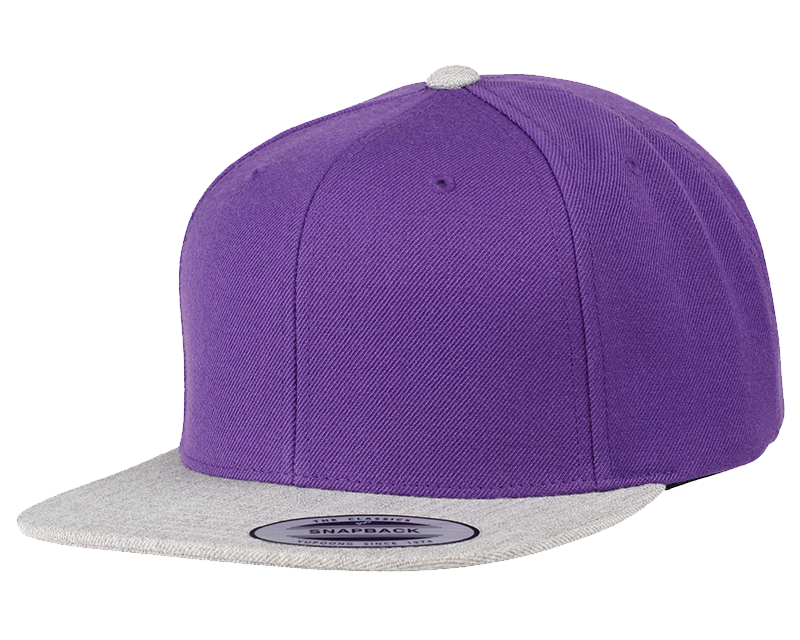 YP010 PURPLE/HEATHER