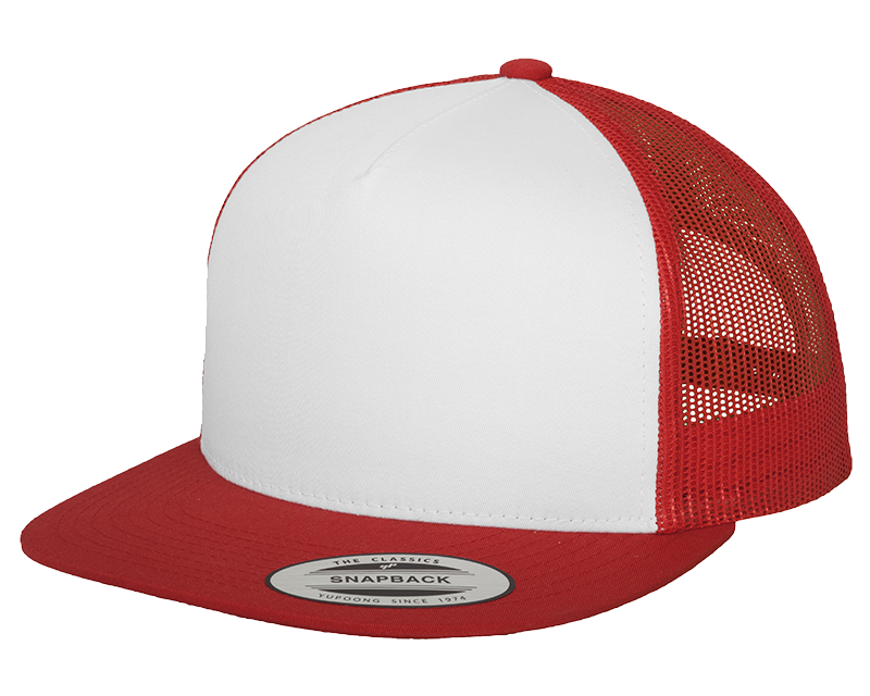 YP011 WHITE/RED