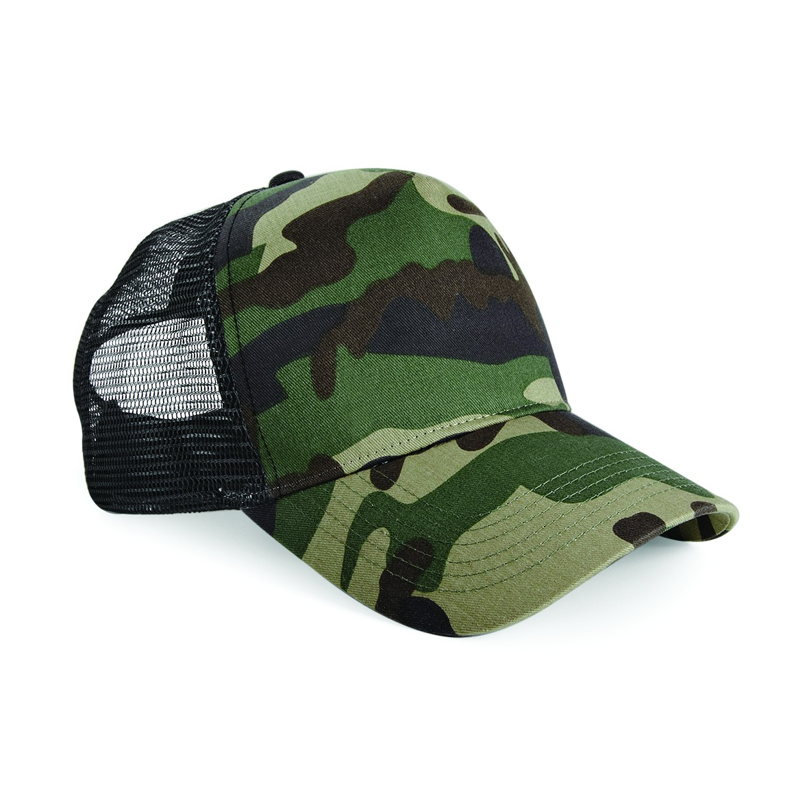 883dfa7f0bd Camo Personalised Snapback - Creative Snapbacks, Bridgwater, UK